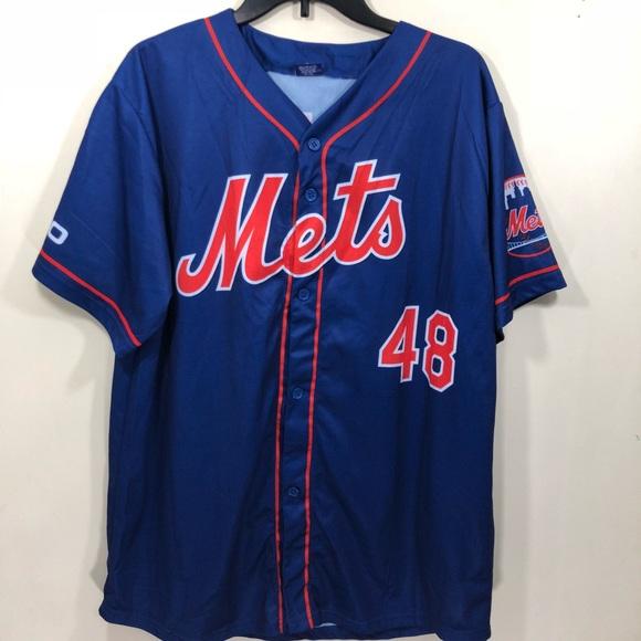 new arrival bf01f f958c New York Mets SGA Jacob deGrom Jersey #48 MLB